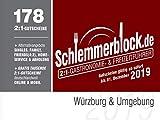 Schlemmerblock Würzburg & Umgebung 2019 -