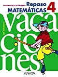 Cuaderno matemáticas 4º educación primaria repaso - 9788466705417