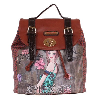 nicole-lee-muneca-print-backpack-purse