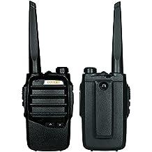 Coodio C8 Ricaricabili Walkie Talkie 2.5W UHF 400-480MHz 16-Canali doppio