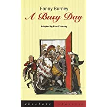 A Busy Day (Absolute Classics) by Fanny Burney (2000-06-23)