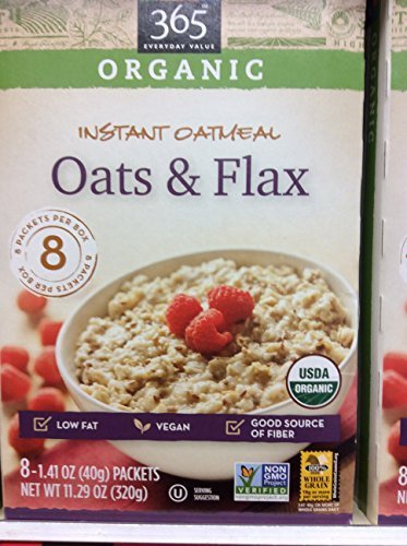 365-everyday-value-organic-instant-oatmeal-oats-flax-by-whole-foods-market-austin-tx