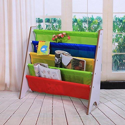 GOTOTOP Muebles Niños Librería Estantería Infantil