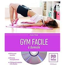 Gym facile à domicile - Livre + DVD