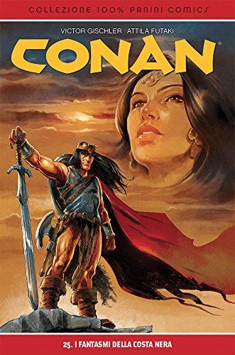 Conan 25 I Fantasmi Della Costa Nera