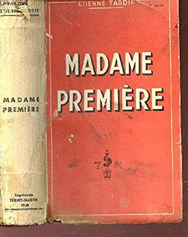 Etienne Tardif - MADAME