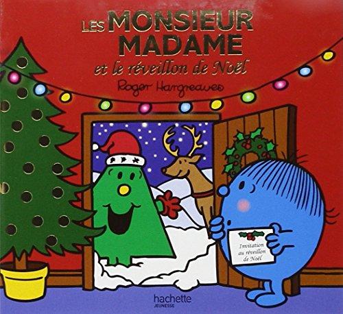 Collection Monsieur Madame (Mr Men & Little Miss): Les Monsieur Madame Et Le R\E par Hachette Jeunesse