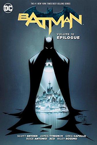 Image of Batman TP Vol 10 Epilogue