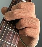 Guitarra guante, guante de graves, músico de la práctica guantes–2unidades–para ambas manos