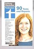 Finanztest: Jahrbuch 2014. 90 Tests und Reports. Stiftung Warentest.