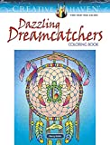 Creative Haven Dazzling Dreamcatchers Coloring Book (Adult Coloring)