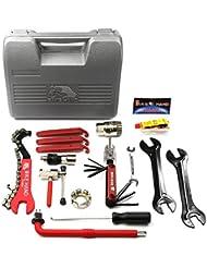 BIKEHAND Bike Bicycle Repair Tools Tool Kit Set by Bikehand