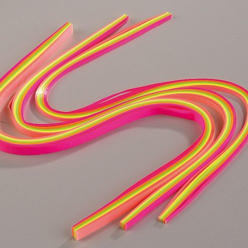 EFCO Quilling Set, Neon Farbe