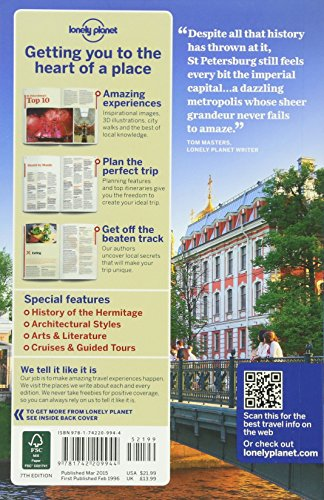 Lonely Planet St. Petersburg (City Guides) - Bild 8