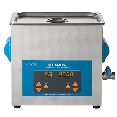 Cleaning Machine GT Sonic VGT-800 0.6L 40kHz Professional Ultrasonic Cleaner