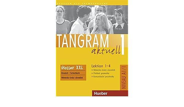 📚 free ebooks english tangram aktuell 1. Lektion 5-8. Glossar xxl.