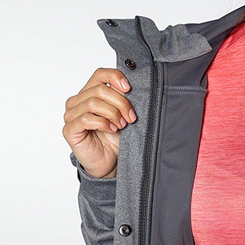 51aD2G8wQ8L. SS500  - Berg Outdoor Women's Nataka Long Fit Softshell Jacket
