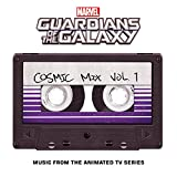 Marvel's Guardians Of The Galaxy: Cosmic Mix Vol. 1 [Cassette] by Soundtrack