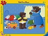 Ravensburger 06765 - Puzzle Enfant avec Cadre -Petit Ours Brun dans Sa Chambre - 45 Pièces