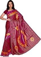 Indian Bollywood Sari Multicolor CA121