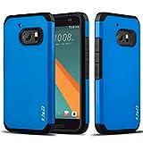 HTC 10 Schutzhülle, J&D Strapazierfähig Dual-Layer Hybrid Shock Proof Hülle für HTC 10