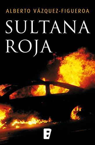Sultana roja por Alberto Vázquez-Figueroa