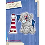 Dad Large Me to You Bear Fathers Day Card