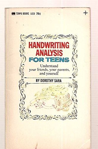 (Handwriting analysis for Teens)