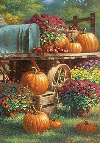 Toland Home Garden Farm-Kürbis, Orange