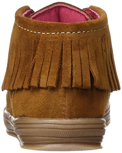 Pablosky Mädchen 436388 Sneaker Braun