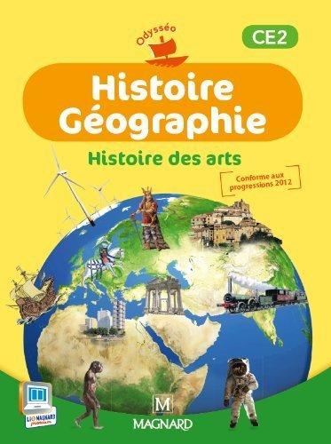 Odysseo histoire géographie CE2 : Elève de Claus (23 février 2013) Broché