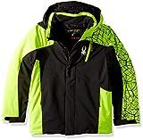 Spyder Jungen Skijacke Guard Jacket Zitrone (407) 152