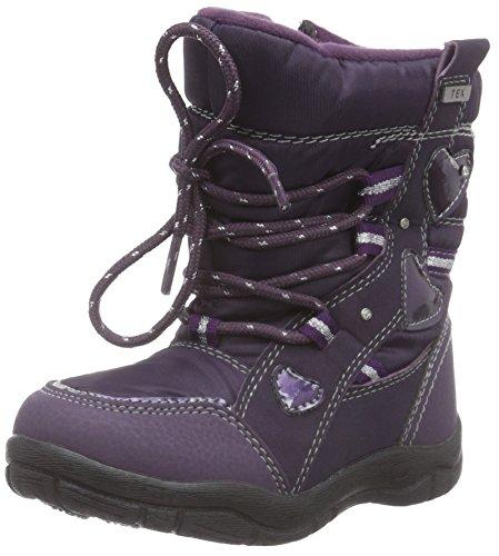 Canadians 367 101, Bottes premiers pas mixte bébé Violet - Violett (Purple 878)