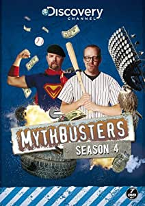 Mythbusters: Season 4 [DVD]