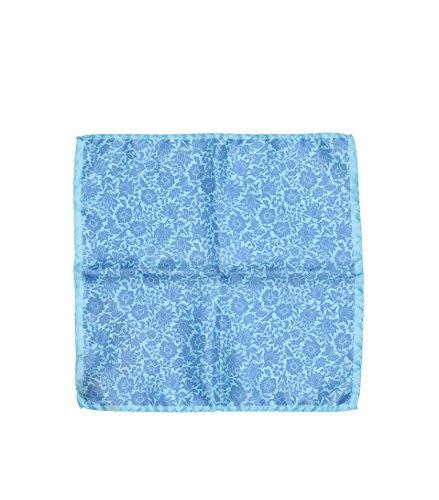 Preisvergleich Produktbild FIORIO Herren Einstecktuch mit Floralem Muster