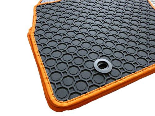 Preisvergleich Produktbild Thomatex Gummimatten für Seat Ateca
