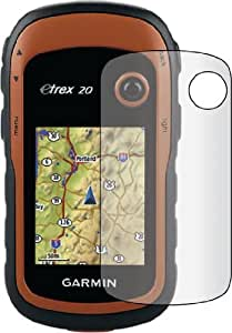 Guarmor - 3x Garmin eTrex 10 20 30 Handheld GPS Premium Clear LCD Screen Protector Guard Film