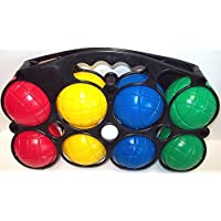 Plastic Boules Set pack of 8