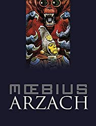 Moebius-Collection: Arzach