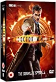 Doctor Who - Complete Specials (The Next Doctor/ Planet of the Dead/ Waters of Mars & Winter Specials) [DVD]