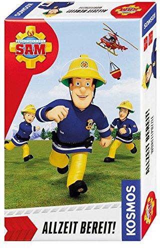 feuerwehrmann sam brettspiel KOSMOS 711337 - Feuerwehrmann Sam - Allzeit bereit!