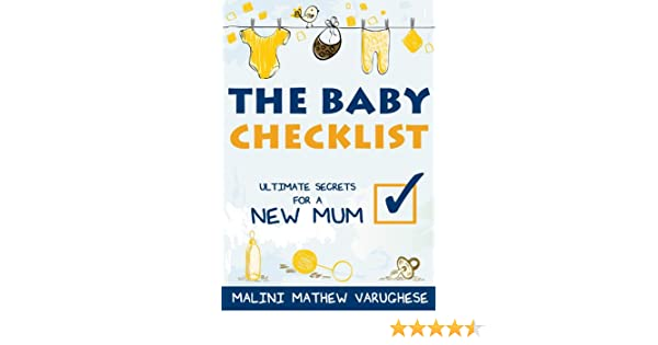 Newborn checklist: Everything you need before your baby arrives