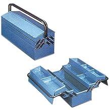 Heco M96586 - Caja herramientas metal 108.7