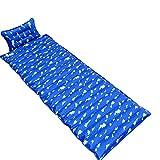 YX Shop Eis Pad Matratze Sommer Kühl Heat Hostel Einzel Wassermatratze Home Mat Student Wasser Eismatratze 190x75 cm (Farbe : 3#, größe : 5 m Water Pipe)