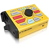 TC HELICON perform-ve Revolutionäre Vocal Manipulator mit midi-pitch-controlled Sampling-Synthesizer und One Button Looper