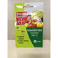 BAYER Confidor 200 SL Insecticidas Jardín