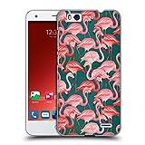 Offizielle Mark Ashkenazi Tropische Flamingo Ruckseite