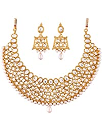 Kundan Jewellery Buy Kundan Jewellery Online At Best