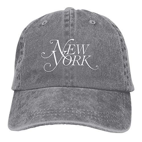 Cowboy Hat York City Denim Skull Cap Baseball Cowgirl Sport Hats Men Women Cowgirl Cadet Cap