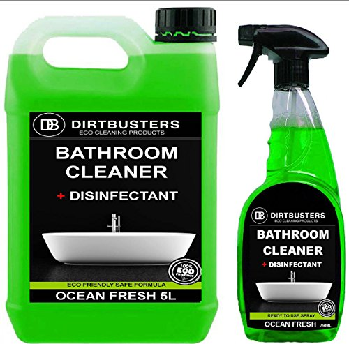 dirtbusters-powerful-professional-bathroom-washroom-cleaner-with-disinfectant-5-litres-and-750ml-spr